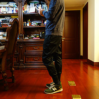旧裤新晒:RobeDi Kappa 潮男运动长裤