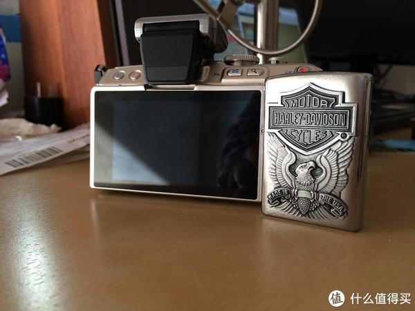 Zippo 芝宝 Harley-Davidson Eagle/Logo Emblem 浮雕打火机
