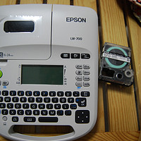 iF2013年产品设计奖的标签打印机:EPSON 爱普生 LW-700