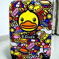 中信银行信用卡羊毛:B.Duck小黄鸭20寸拉杆箱