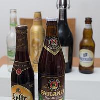 披着黑啤外衣的小麦啤酒: PAULANER 德国柏龙 黑小麦啤酒