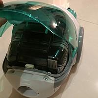 Panasonic 松下 MC-CL443 无尘袋真空卧式家用吸尘器