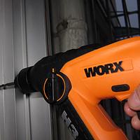 WORX 威克士 12伏轻型充电电锤WX382.7 开箱实物