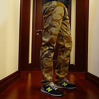白菜价,迷彩风:Dockers Alpha Khaki Pant 男士迷彩长裤