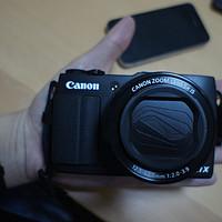 感动牌旗舰卡片机:Canon 佳能 G1X Mark II