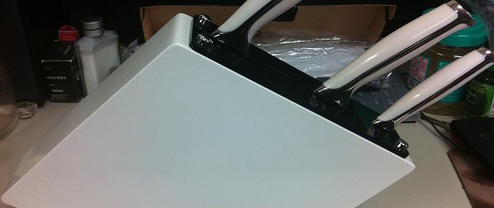 刀尖上的法式优雅:赛巴迪 枫丹白露 刀具4件套评测报告