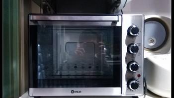 女王要烘焙,入手 Donlim 东菱 DL-K33B 家用电烤箱