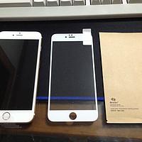 Benks 邦克仕全贴合玻璃膜晒单附入手美版无锁iPhone6 Plus的心路历程