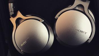 我的大法我的爱:Sony 索尼 MDR-1aDAC 头戴式耳机