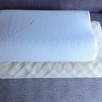 颈椎好才是真的好:Sleep Science 斯利普杰傲凝胶记忆枕 PK Aisleep睡眠博士乳胶枕