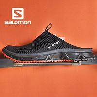 萨洛蒙 SALOMON男款透气网面运动恢复拖鞋 专柜正品