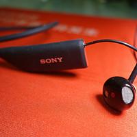 完美的选择:SONY 索尼 SBH70蓝牙运动耳机