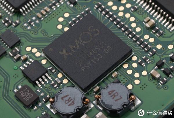 网图:XMOS x-Core