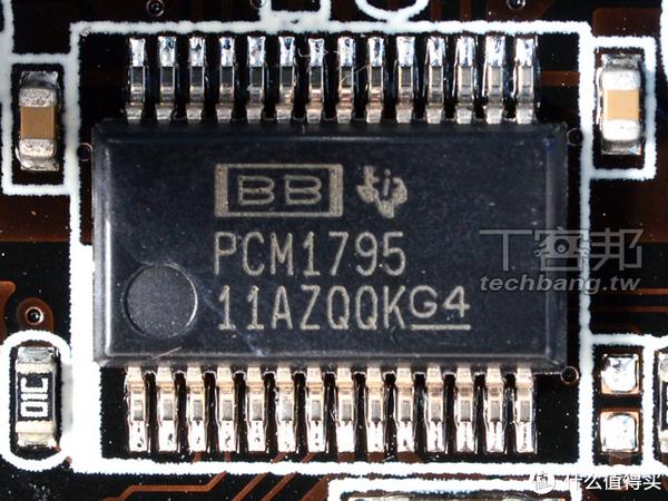PHA-2的PCM1795解码芯片
