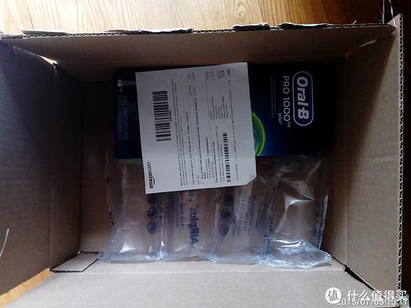 美亚直邮 Oral-B 欧乐-B PRO 1000 充电式电动牙刷