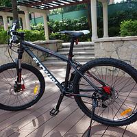 单车秀:DECATHLON 迪卡侬 BTWIN520 山地自行车