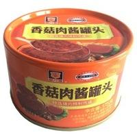 上海特产 梅林 香菇肉酱 175g