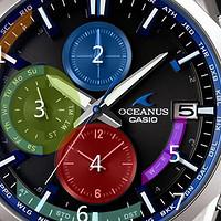 晒单:CASIO 卡西欧 OCEANUS OCW-S3000-1AJF 海神 腕表