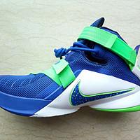 多重保护:Nike 耐克 LEBRON SOLDIER IX EP 勒布朗詹姆斯战士 9 篮球鞋