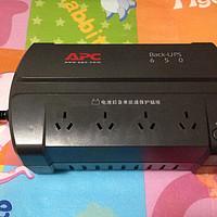 家庭云:Synology 群晖 DS214play NAS 网络存储服务器 + ASUS 华硕 RT-AC66U + APC BK650-CH 不间断UPS电源