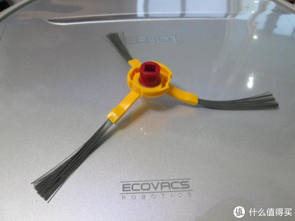 科沃斯地宝晶晶扫地机器人塑料刷