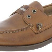 Sebago Men\'s Wharf Boat Shoe