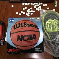 """""""也许是世界上最好的篮球"""":Wilson 威尔胜 Solution-NCAA 原版比赛用球"""