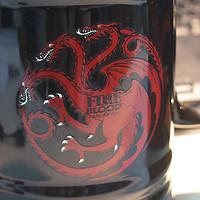 Game oF Thrones — 坦格利安家族啤酒杯晒单