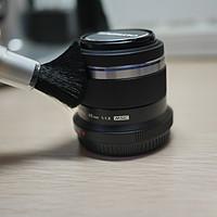 擦相机玩+捡便宜? 小试VSGO 威高相机清洁套装