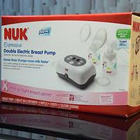 一位准奶爸的囤货史 篇二:篇二:NUK Expressive Double 电动双边吸奶器