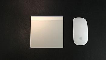 跟鼠标说Bye-bye — Apple Magic trackpad触控板开箱