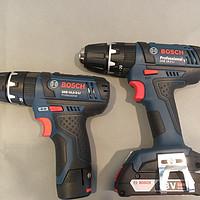 我的博世电动工具 篇一:GSB 10,8-2-LI 充电式冲击钻 & GLI 10,8 V-LI 充电式手电筒