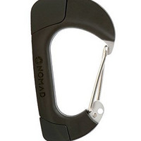 """Nomadclip Lightning To USB Carabiner Clip for Apple Devices<link title=\""""Amazon Search Suggestions\"""" rel=\""""search\"""" type=\""""application/opensearchdescription+xml\"""" href=\""""http"""