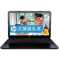 惠普(HP)经典系列 HP 15-r222TX 15.6英寸笔记本 (i3-4005U 4G 500G GT820M 2G独显 蓝牙 win8.1)