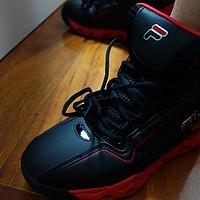 一次堵车带来的海淘:Fila Big Bang 3 篮球鞋