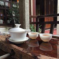秋来人意倦 但饮一杯无?给大家介绍介绍潮州功夫茶的茶具