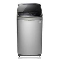 LG T90SS5FDH 9公斤 变频节能波轮洗衣机(银色) 强效桶除菌自动清洁