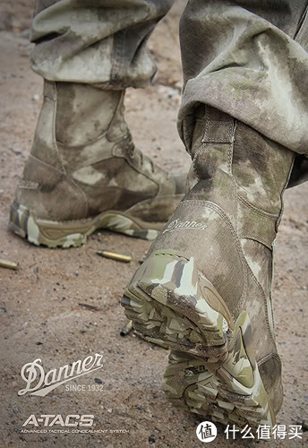 Danner 丹纳 Usaf Rivot Tfx Sage Green Gtx 51536 沙漠靴 开箱晒物 什么值得买
