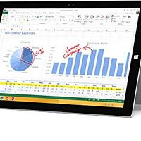 Microsoft Surface Pro 3 (128 GB, Intel Core i5, Windows 8.1) - Free Windows 10 Upgrade
