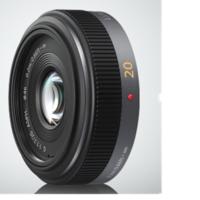 松下LUMIXG 20mm F1.7 9(H020)大光圈定焦头
