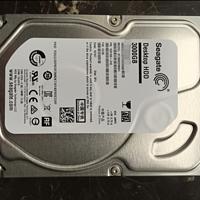 SEAGATE 希捷 ST3000DM001 3T 7200转 台式机硬盘
