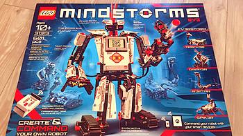 大男孩的生日礼物 Lego 31313家庭套装
