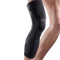 LP护具LP护膝LP272全腿膝关节护套/防护膝部拉伤/缓解肌肉酸痛 黑色 M号