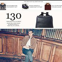MR PORTER - The online retail destination for men's style