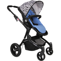 ubest婴儿推车 欧洲尊贵高景观轻便易折叠婴儿手推车 energy 斑马条纹