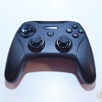 SteelSeries Stratus XL 无线游戏控制器开箱试用
