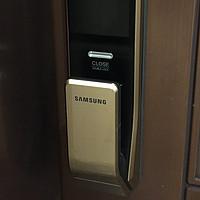 智能让生活更便利——SAMSUNG 三星 智能锁 P718
