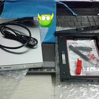 折腾:华硕 A53 笔记本换固态硬盘过程
