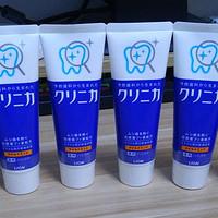 日本进口 狮王酵素立式牙膏 超级薄荷 开箱晒单