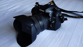 Nikon 尼康D7200&TOKINA 图丽11-20 F2.8开箱+使用体验